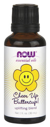 Personal Care - NOW - Cheer Up Buttercup! Essential Oil Blend, 30ml