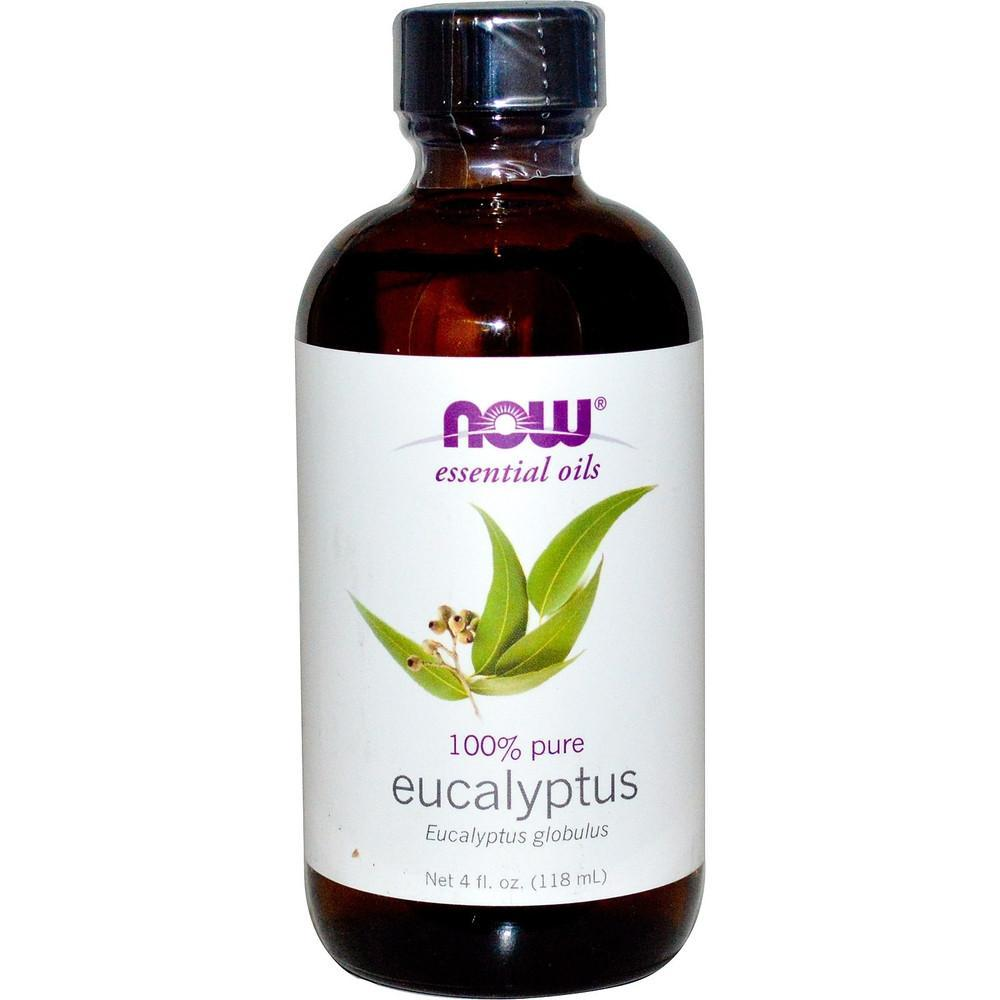 Personal Care - NOW Eucalyptus Oil 118ml