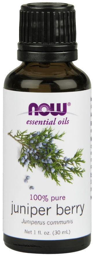 Personal Care - NOW Juniper Berry Oil 30ml