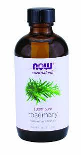 Personal Care - NOW Rosemary Oil 118ml