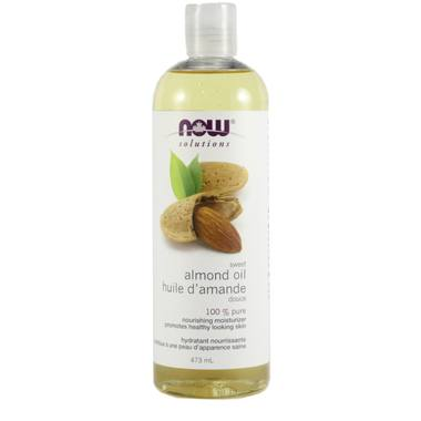 Personal Care - NOW Sweet Almond Oil 473ml