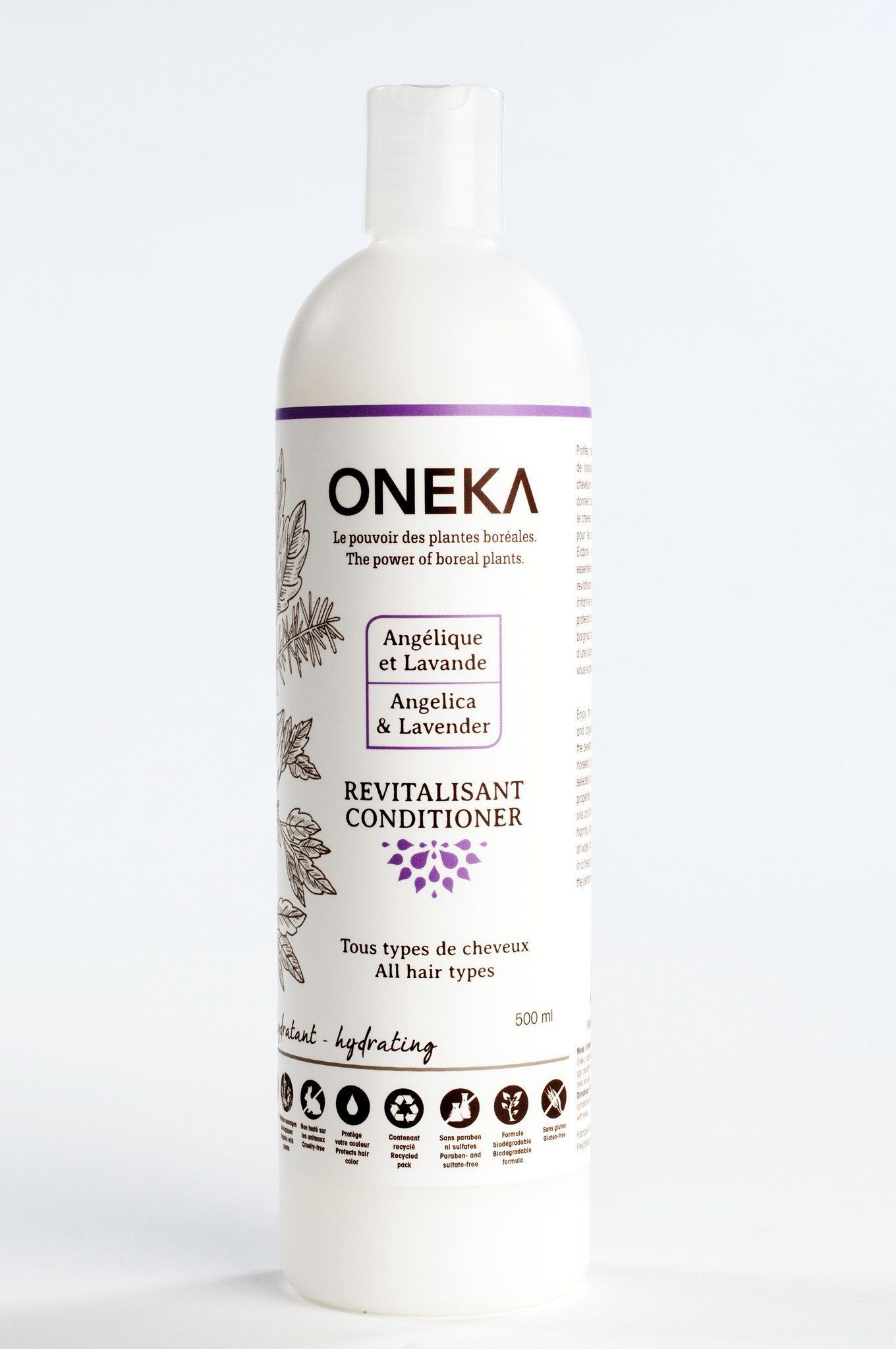 Personal Care - Oneka - Lavender Conditioner, 500ml