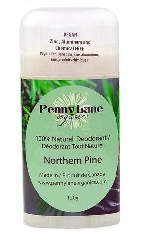 Personal Care - Penny Lane Organics - Northern Pine Deodorant, 120g