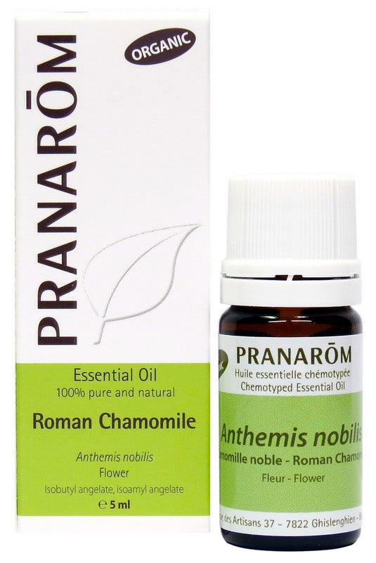 Personal Care - Pranarom - Roman Chamomile Essential Oil, 5 Ml