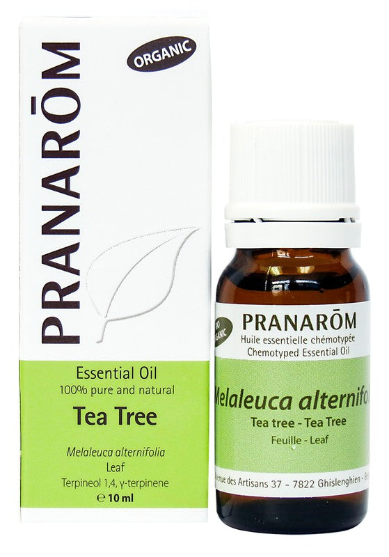 Personal Care - Pranarom - Tea Tree Essential Oil, 10 Ml