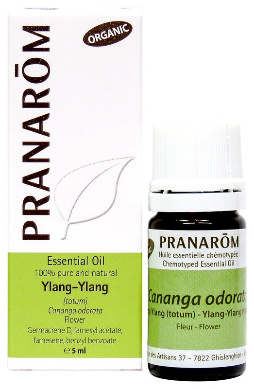Personal Care - Pranarom - Ylang Ylang Essential Oil, 5 Ml