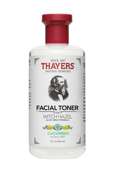 Personal Care - Thayers - Witch Hazel Toner, Cucumber, 12 Floz
