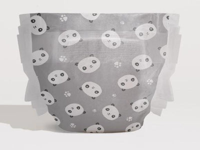 Personal Care - The Honest Co. - Diapers, Newborn, Pandas, 40 Count