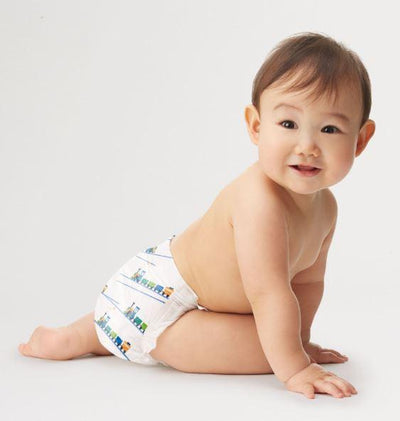 Personal Care - The Honest Co. - Diapers, Size 1, Trains, 44 Count