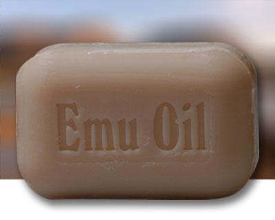 Personal Care - The Soap Works - Emu Oil Soap