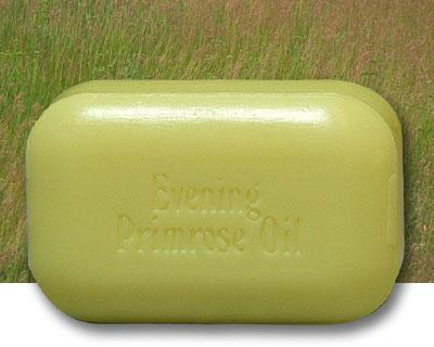 Personal Care - The Soap Works - Evening Primrose Soap