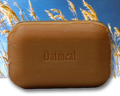 Personal Care - The Soap Works - Oatmeal Soap