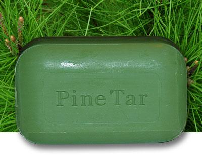 Personal Care - The Soap Works - Pine Tar Soap, 110g