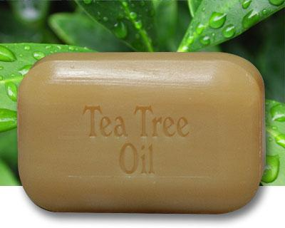 Personal Care - The Soap Works - Tea Tree Soap - Each