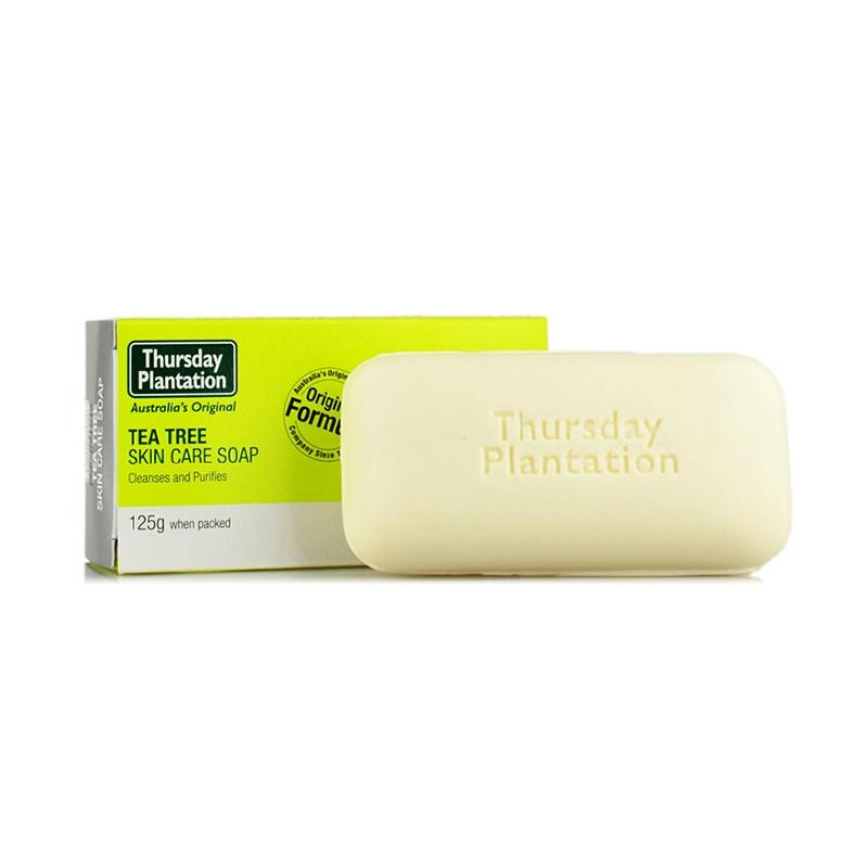 Personal Care - Thursday Plantation - Organic Tea Tree Soap - 100g