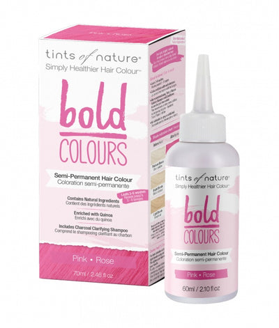 Personal Care - Tints Of Nature - Bold, Pink, 70ml