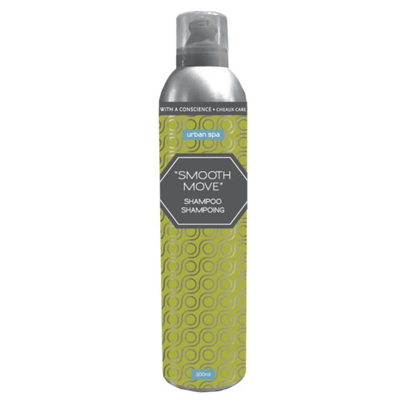 Personal Care - Urban Spa - Smooth Move Shampoo, 300mL