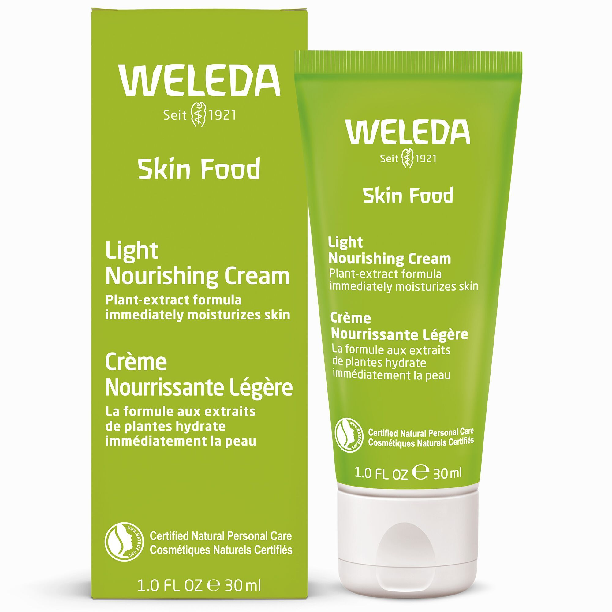 Personal Care - Weleda - Skin Food Light Nourishing Cream, 30mL