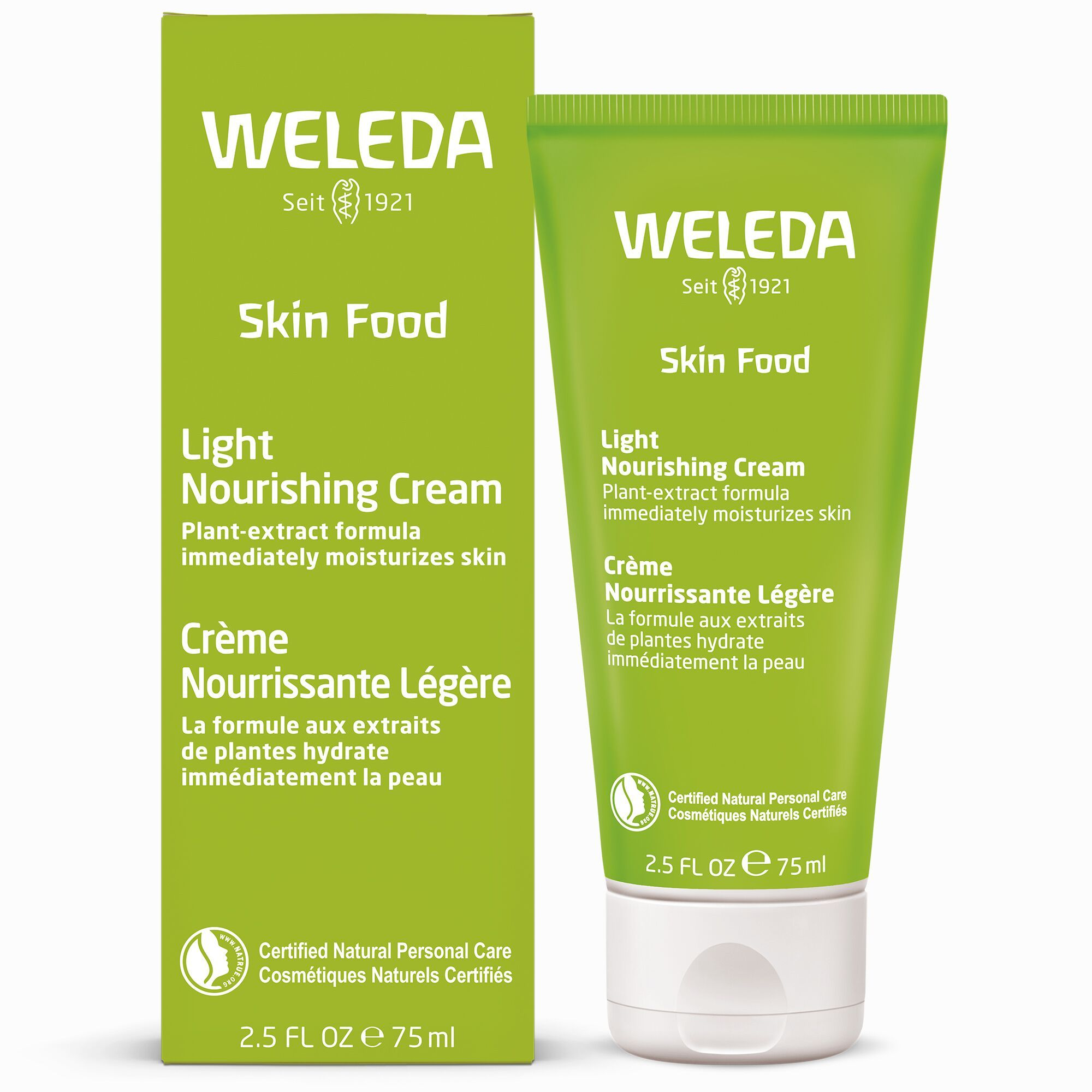 Personal Care - Weleda - Skin Food Light Nourishing Cream, 75mL