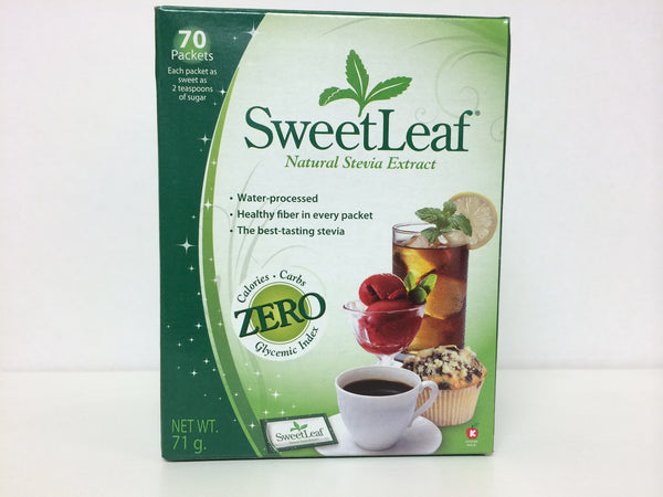 Stevia 70 packets - Goodness Me!