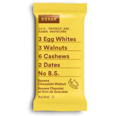 RXBAR - Banana Chocolate Walnut, 52g