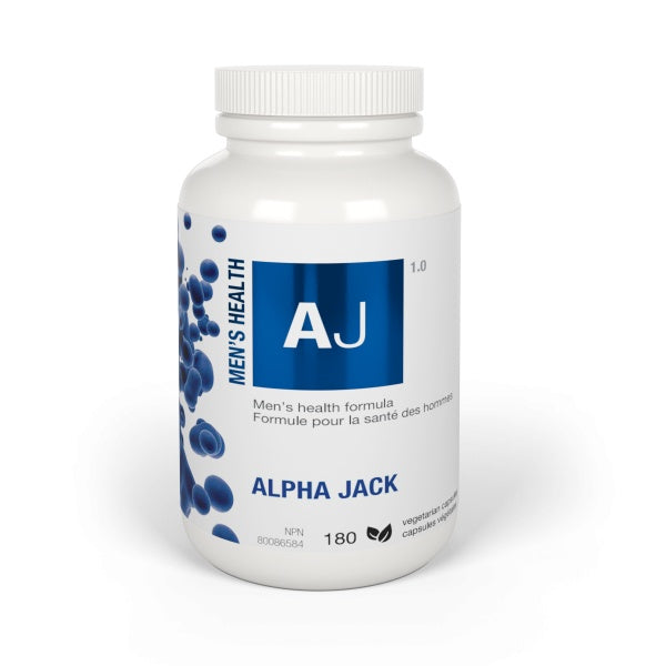 Supplements - ATP - Alpha Jack, 180 Caps