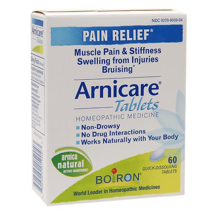 Supplements - Boiron - Arnicare Tablets, 60 Tabs