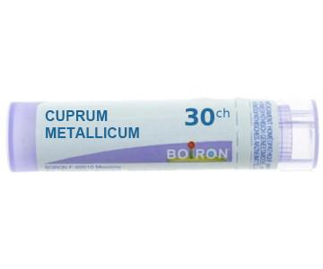 Supplements - Boiron - Cuprum Metallicum 30ch, 80 Pellets