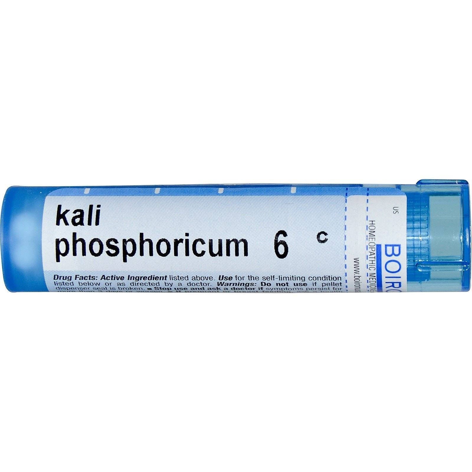 Supplements - Boiron - Kalium Phosphoricum 6CH, 80 Pellets