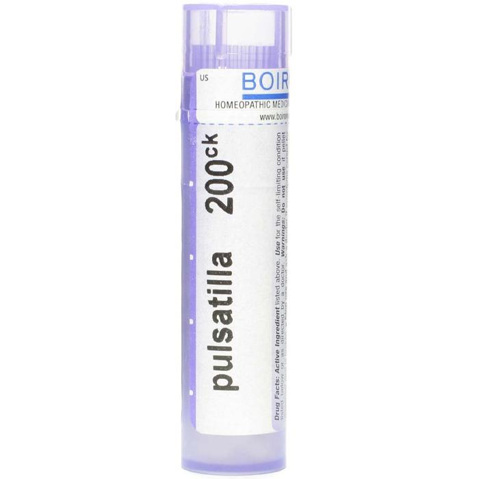 Supplements - Boiron - Pulsatilla 200ch, 80 Pellets