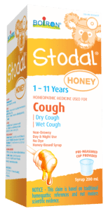 Supplements - Boiron - Stodal Honey Cough Kids, 200ml