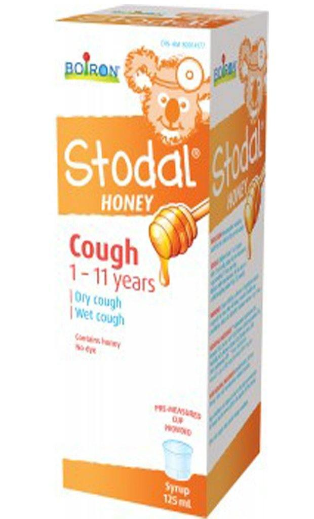 Supplements - Boiron - Stodal Kids With Honey, 125ML