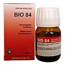 Supplements - Dr. Reckeweg - Bio84 - 30ml