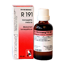 Supplements - Dr. Reckeweg - R 191 - 50ml