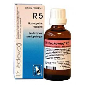 Supplements - Dr. Reckeweg - R5 - 22ml