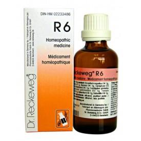 Supplements - Dr. Reckeweg - R6 - 50ml