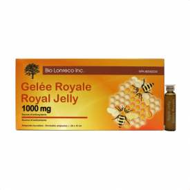 Supplements - Dr. Reckeweg - Royal Jelly 1000mg - 20X10ML