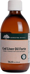 Supplements - Genestra Cod Liver Oil Forte 500ml