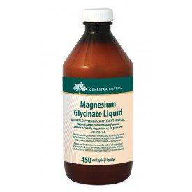 Supplements - Genestra Magnesium Glycinate Liquid 450ml