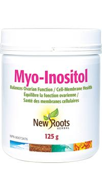 Supplements - New Roots Herbal - Myo-Inositol, 125g