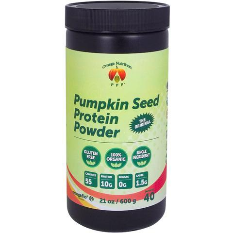 Supplements - Omega Nutrition Pumpkin Seed Protein Powder 600g