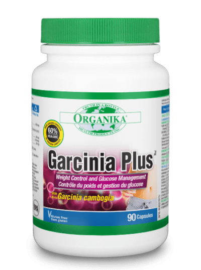 Supplements - Organika - Garcinia Plus