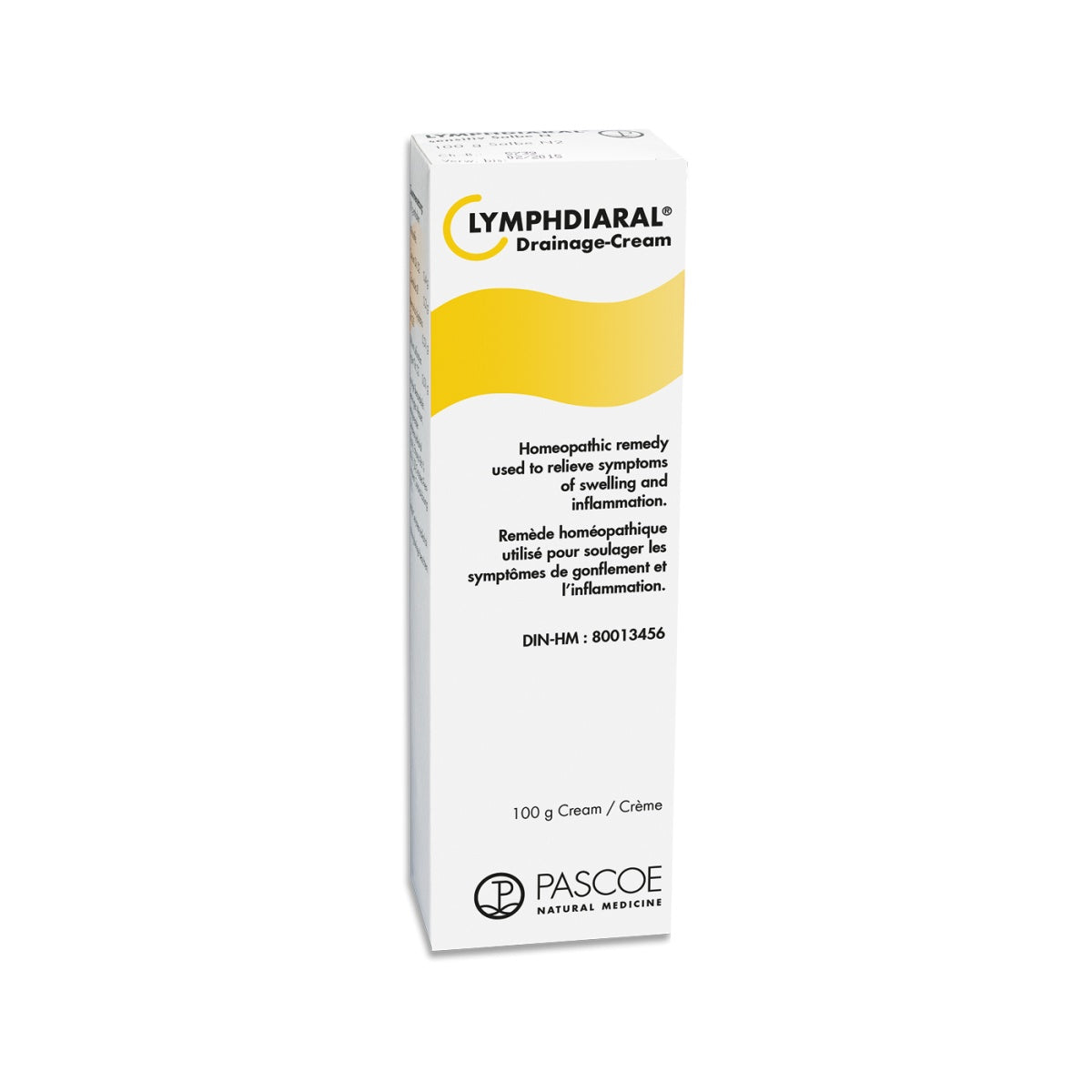 Supplements - Pascoe - Lymphdiaral Drainage Cream