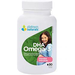 Supplements - Platinum - Prenatal Omega-3 Dha, 30 Capsules
