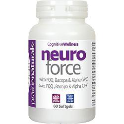 Supplements - Prairie Naturals - Neuro Force, 60 Softgels