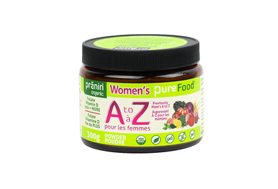 Supplements - Pranin - Women's Purefood A To Z, 300g