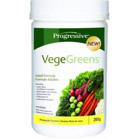 Supplements - Progressive - Vege Greens Pineapple Coconut, 265g