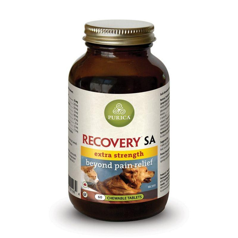 Supplements - Purica Recovery SA Extra Strength  - 60 Chews