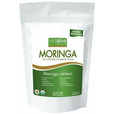 Supplements - Rootalive Moringa Powder - 114g