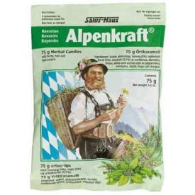 Supplements - Salus Alpenkraft Herb Cough Candies 75g